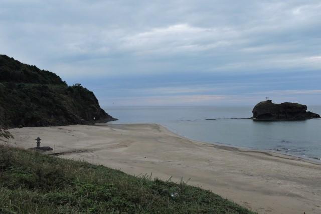2.  神話の舞台にもなった鳥取の観光名所!「白兎神社・白兎海岸」