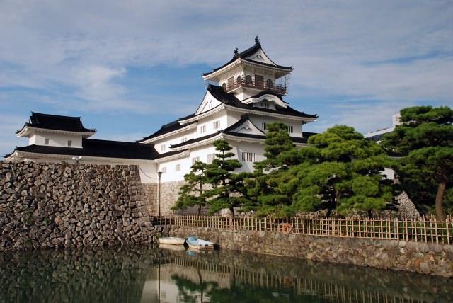 3. お城好きには欠かせない富山の観光スポット!「富山城」