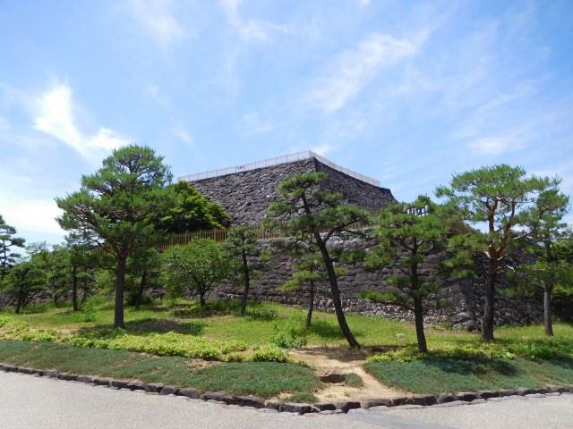 6. 甲府の歴史を学べる観光スポット!「舞鶴城公園」