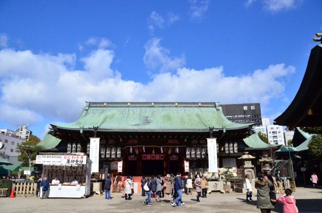 1. 関西の台所!大阪観光ならここ!「大阪天満宮」