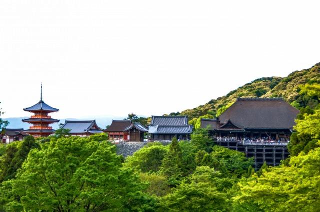4. 京都観光の定番!関西でも特に人気観光地「清水寺」