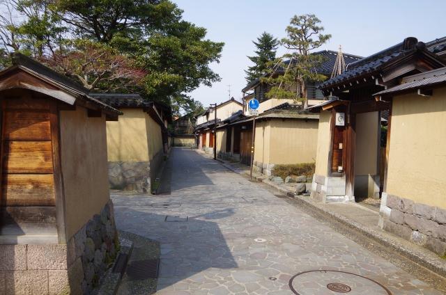 7. 人の息吹が感じられる金沢の観光スポット「長町武家屋敷跡」