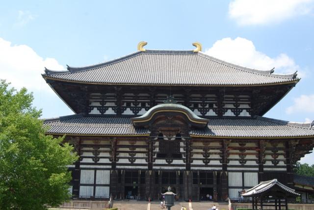 5. 関西の古都奈良の文化財「東大寺」