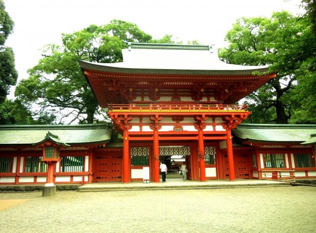 3. 縁結びを願うなら。川越の人気観光地「氷川神社」