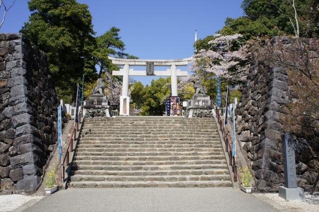 2. 戦国時代の英雄がいる地。甲府観光では外せないスポット「武田神社」