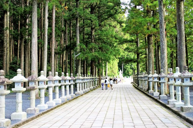 6. 関西にある世界的な文化遺産「高野山真言宗 総本山金剛峯寺」