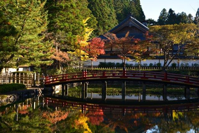 1. 和歌山県の観光名所!紅葉も必見!「高野山」