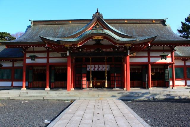 6. 国の重要文化財に指定されている福井の観光名所「気比神宮」