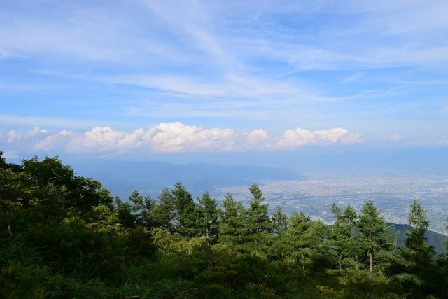 4. 山梨が誇る雄大な大自然を感じられるスポット!「甘利山」