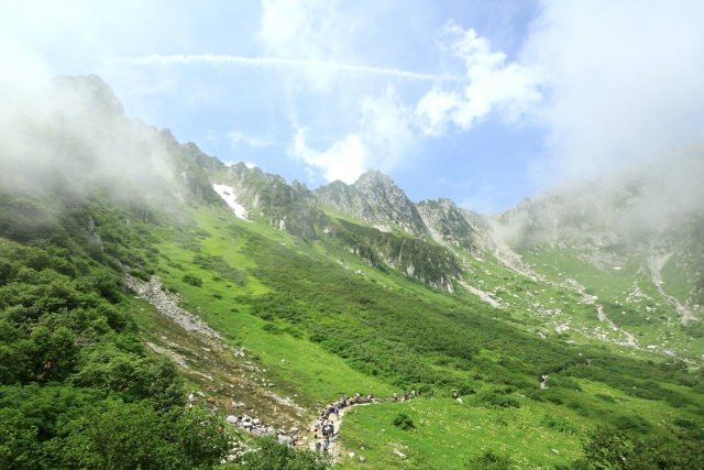 42. 【長野県】日本のスイスと呼ばれる絶景は必ず観光しておきたい!「千畳敷カール」