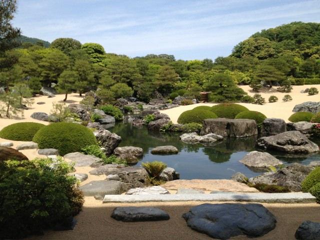 69. 【島根県】米国のランキングで1位に選ばれた日本庭園を観光しよう!「足立美術館」