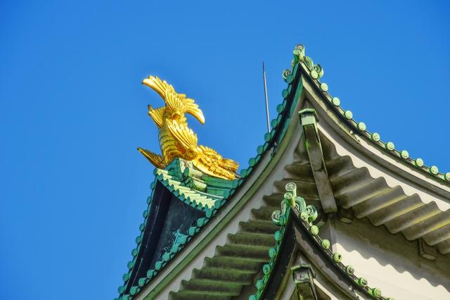 47. 【愛知県】高層ビルとの対比が美しい都会に佇む観光スポット「名古屋城」