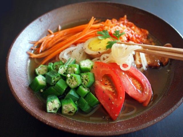 4. 【岩手県】岩手県を代表するご当地麺料理といえば!「盛岡冷麺」