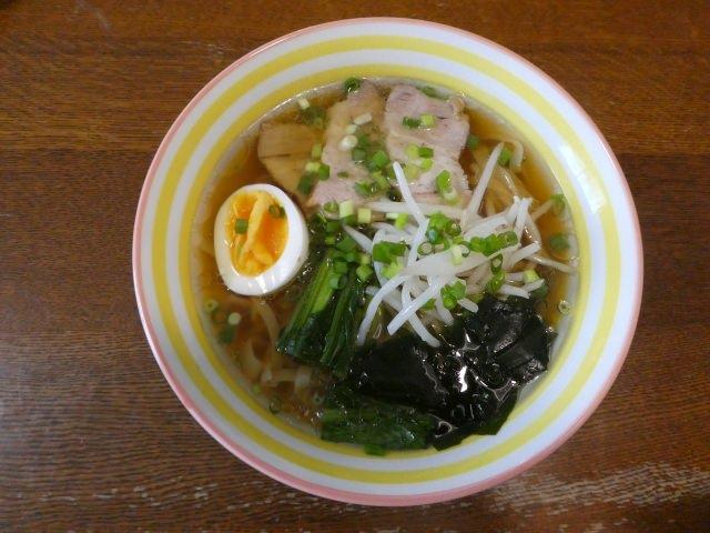 9. 【栃木県】透き通ったスープが魅力の絶品ご当地グルメ!「佐野ラーメン」