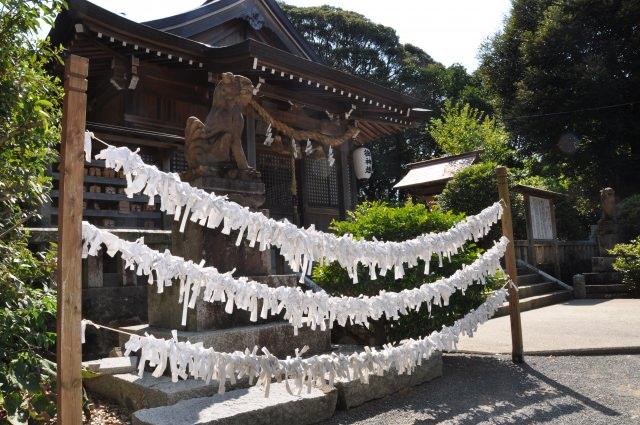 5. 安産祈願としても知られる成田の観光スポット「埴生神社」