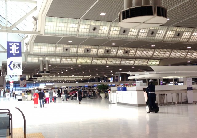 9. 日本の玄関。イベントもたくさん!「成田国際空港」