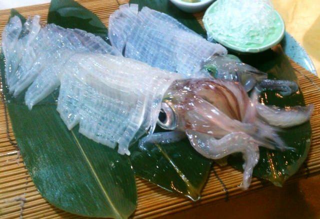 41. 【佐賀県】日本中で食されているイカ刺しはここ佐賀県から始まった!「呼子イカ」