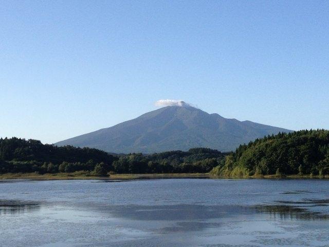 4. 青森県最高峰からの絶景を臨む観光スポット。「岩木山」