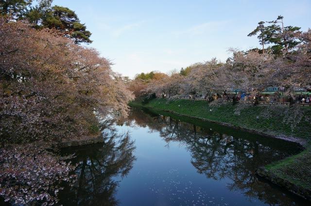 2. 弘前城とセットで訪れたい。人気観光スポット「弘前公園」