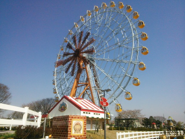 7. 動物とアトラクションをセットで楽しむ埼玉のアトラクションパーク「東武動物公園」
