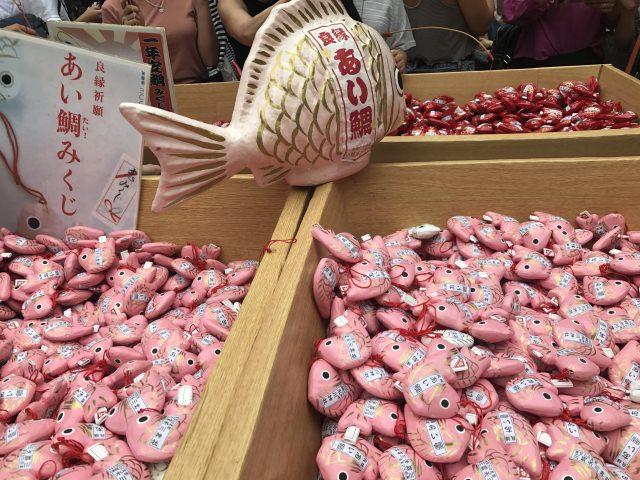 2. 歴史深い神社で良縁を願う!「川越氷川神社」