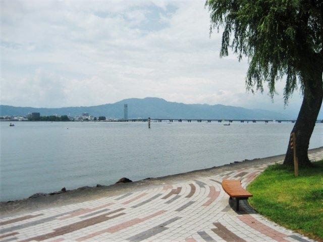3. 発展を支えた橋は見るのも美しい「近江大橋」