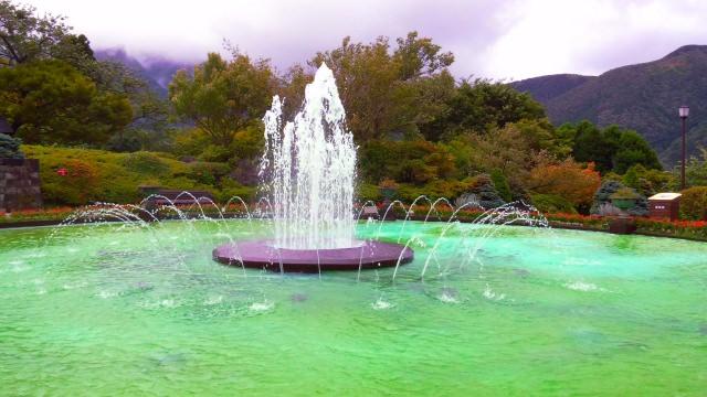 2. 芸術の秋を堪能しながら巡る紅葉散策を箱根で「強羅公園」