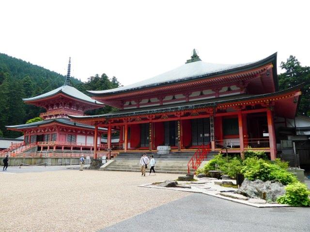 1. 山全体が荘厳さに包まれる寺院「比叡山延暦寺」