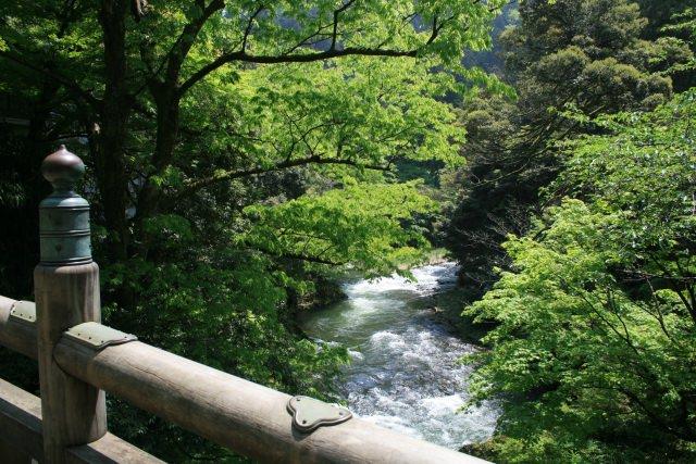 7. 石川県で温泉を楽しむならここへ!「山中温泉」