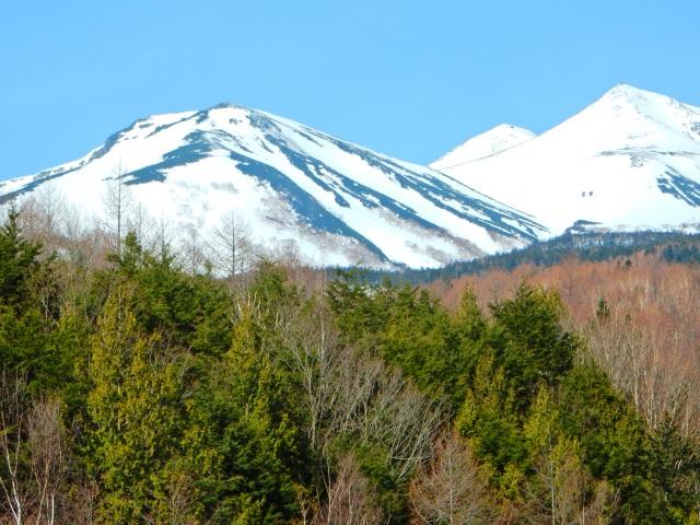 10. 長野県と岐阜県に跨がる自然感じるスポット「乗鞍岳」
