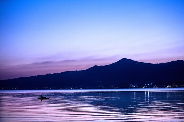 2. 日本最大で最古の湖は、潮のない海「琵琶湖」