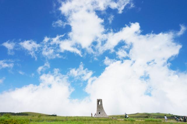 8. 松本の美しい絶景に息を呑む「美ヶ原高原」