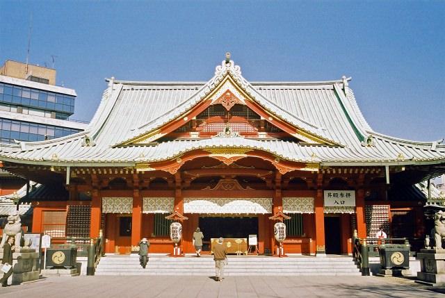 5. 歴史とアニメが融合した神社「神田明神」