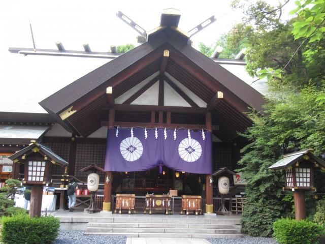 3. その景色は圧巻。東京の神社といえば「東京大神宮」