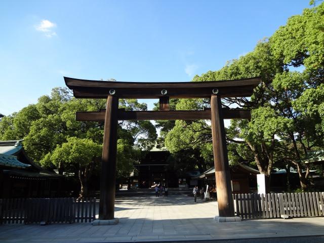 1. 東京の神社といったらここ!観光スポットとしても人気な「明治神宮」