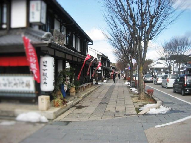 4. 古くて新しい彦根の観光スポット「夢京橋キャッスルロード」