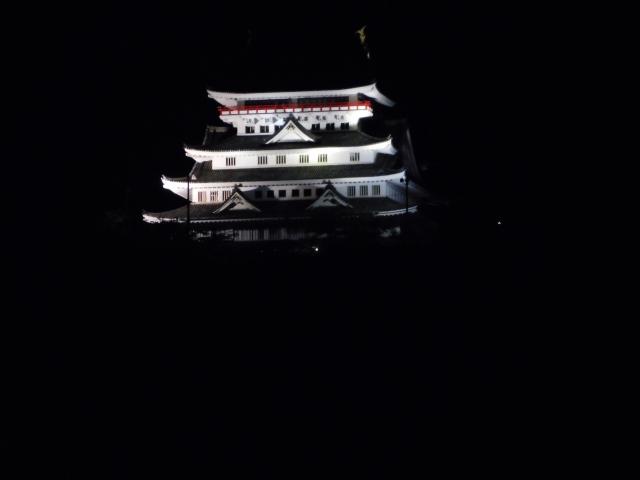 8. 静岡の自然の中で夜景を眺める!「熱海城」