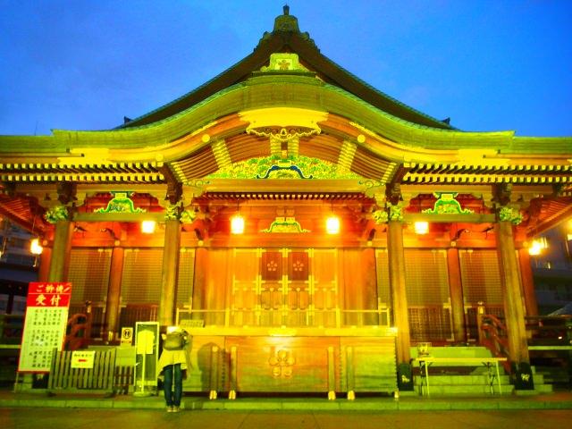6. 東京で有名な学業の神様が祀られる神社「湯島天満宮」