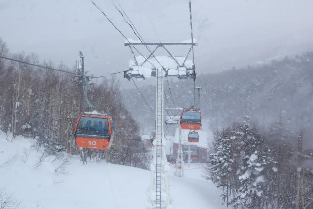 3. スキーを楽しんだ後には暖かい温泉を満喫「札幌国際スキー場」