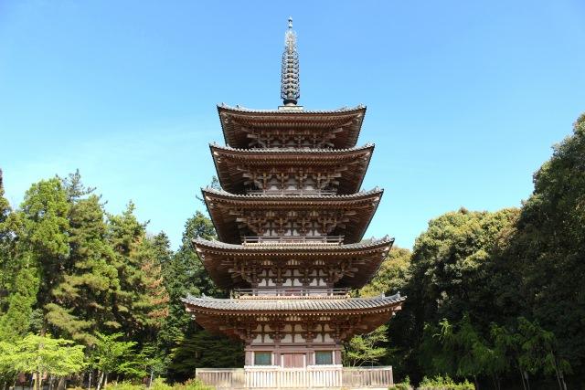 一度は見てほしい醍醐寺の「五重塔」