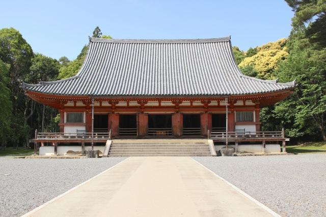 醍醐寺の本堂「金堂」