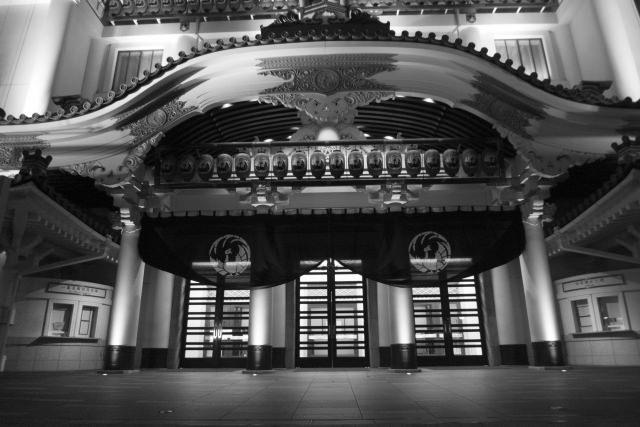 2013年にリニューアル!五代目「歌舞伎座」の特徴