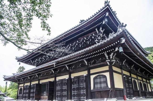4. 京都の町並みを満喫!まるで異世界のような「南禅寺」
