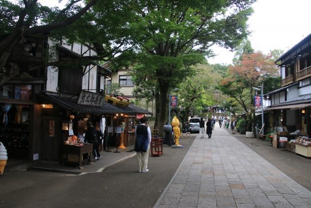 地元の人お勧めのお散策コースで日本と触れ合う!