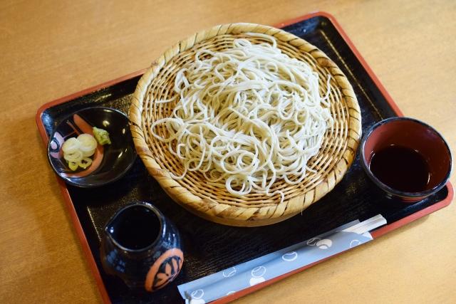 日本食文化の原点、殿様から庶民まで万人に愛された蕎麦を味わう!